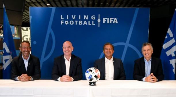 FIFA Foundation and UPL sign memorandum of understanding to promote sustainable development and education through football
