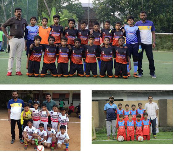 GOKULAM KERALA FC CONCLUDED BABY LEAGUE