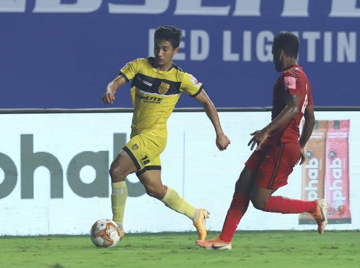 07/02/2021 (ISL : Match 86)  : HYDERABAD FC - <b><font color=red> 0-0 </b></font> - NORTH EAST UNITED
