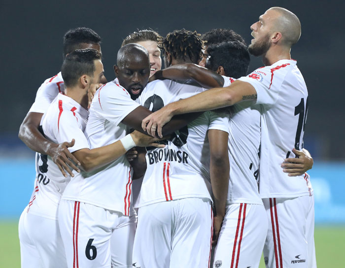 30/01/2021 (MATCH 76: ISL) </b> : MUMBAI CITY FC - <b><font color=red> 1-2 </b></font> - NORTHEAST UNITED FC