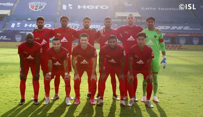 14/02/2021 (ISL: M-93) : NORTH EAST UNITED  - <b><font color=red> 3-1 </b></font> - ODISHA FC
